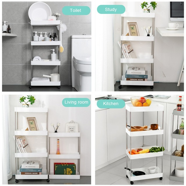 Movable storage rack. Cart 4