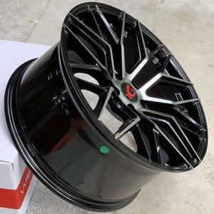 19INCH ALLOY WHEEL 19X8.5 19X9.5 5HOLES 5X112 5X114.3 5X120 stock wheels shipping in a week