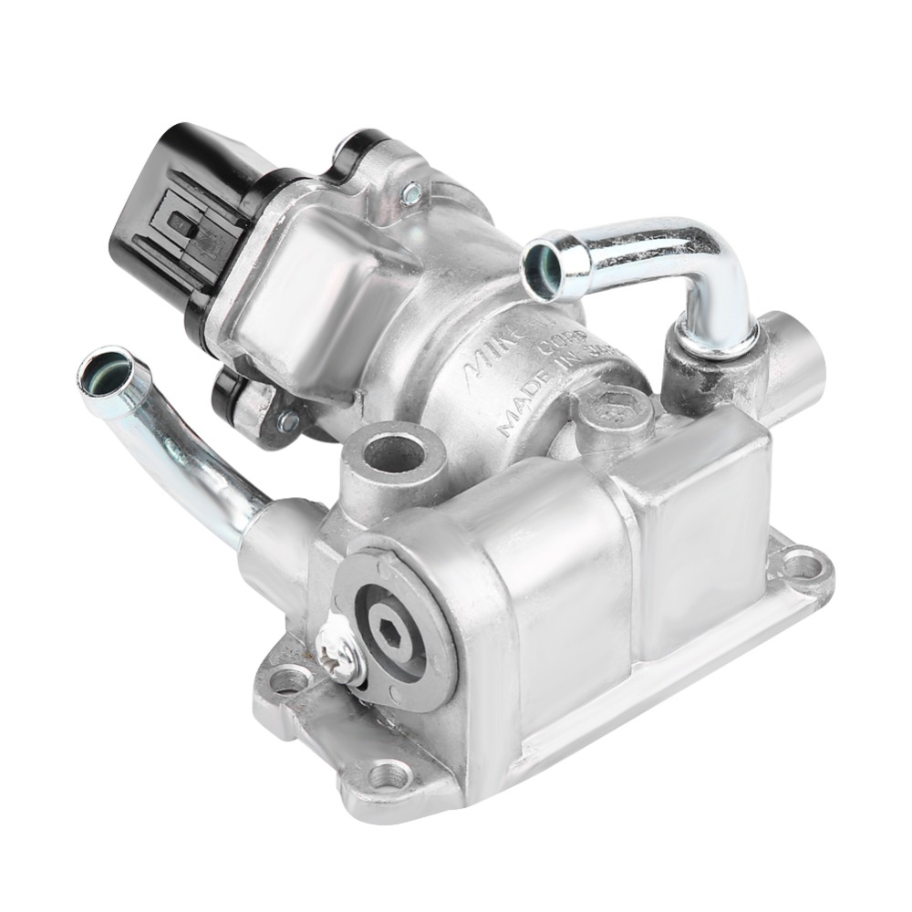 Car Auto Idle Motor Air Control Valve+Gasket MD614921 For Mitsubishi Evo 4 5 6
