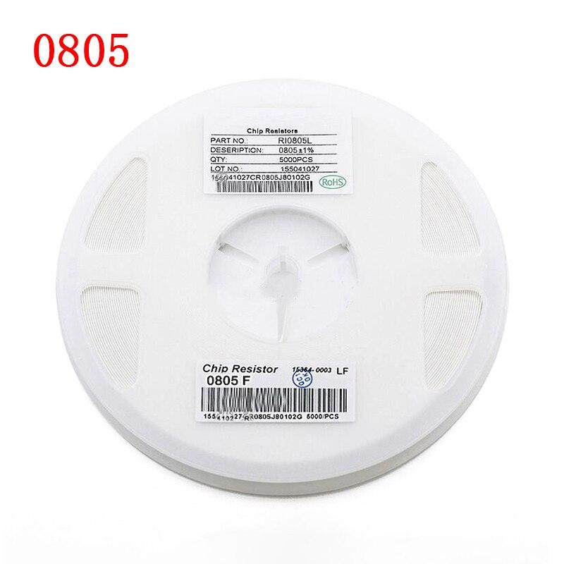 300 шт. 0805 SMD резистор 1% 150 Ом 1 Вт/8 Вт 150R 151
