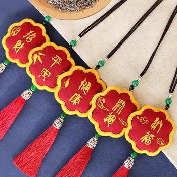 цена Embroidery cross stitch diy handmade couple peace symbol peace blessing amulet man woman gift valentine christmas онлайн в 2017 году