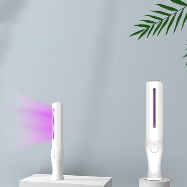 Portable UV Lamp Pet Disinfection Ozone Sterilizer 3