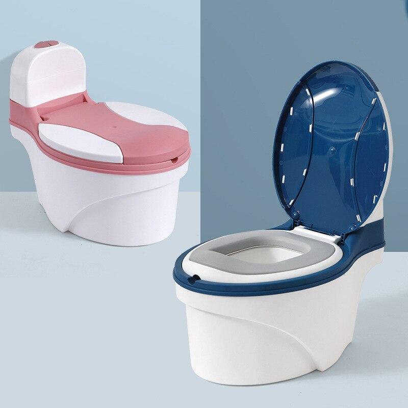 Toilet For Kids Model Chamber Pot Baby Toilet Stool Infant Urinal Kids Chamber Pot CHILDREN'S Men's Potty