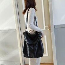 حقيبة يد المتشرد الإناث سعة كبيرة السيدات حقائب اليد الإناث حقائب كروسبودي جودة جلد النساء حقيبة كتف بولسا الأنثوية