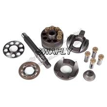 VRD63 Main Pump Parts Excavator E120 Hydraulic Pump Parts VRD63 hpv091 hydraulic pump parts head cover for ex200 2 excavator main pump