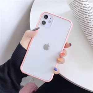 Image 3 - SF  frosted trasparent cases for iphone 11pro / 11pro max