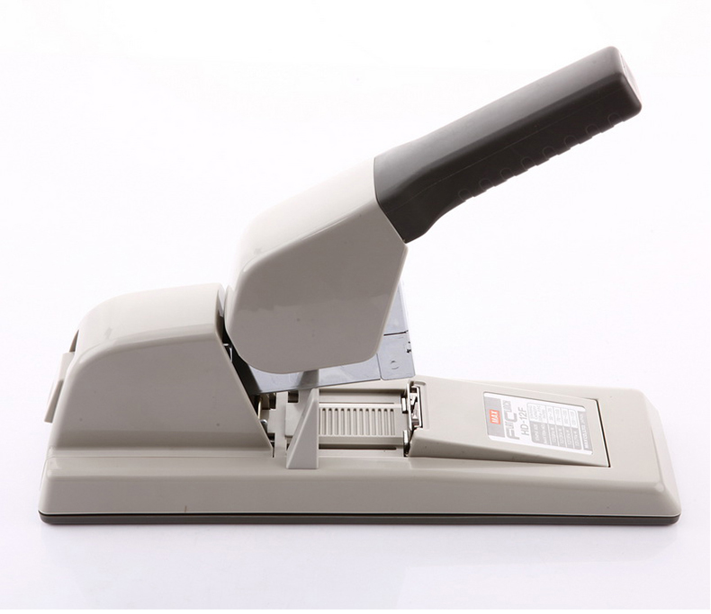 Japan HD-12F Stapler Flat Nail Heavy Duty Stapler Imported Labor-saving Stapler Can Order 50~150 Pages
