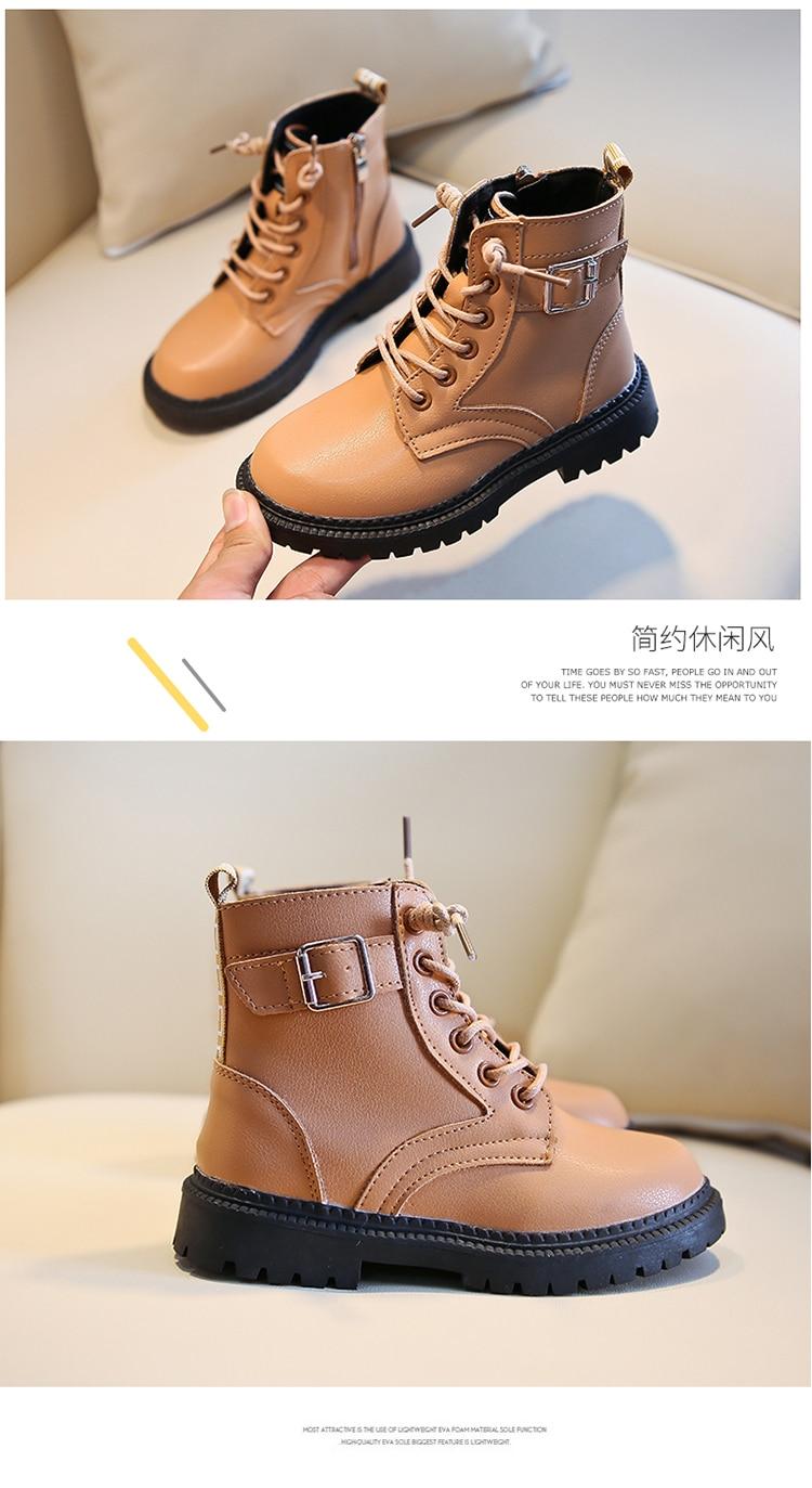 botas clássicas de amarrar com zíper, moda