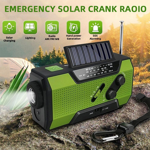 Portable Multifunctional AM/FM