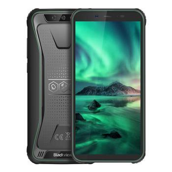 Перейти на Алиэкспресс и купить Оригинальный Blackview BV5500 Plus 3 ГБ 32 ГБ IP68 водонепроницаемый прочный смартфон Android 10,0 5,5 ''4400 мАч 4G Открытый NFC мобильный телефон