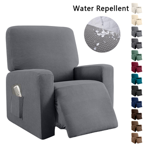 Granbest Water Repellent Recliner Chair Cover High Stretch Couch Slipcover Super Soft Fabric Sofa Seat Cover