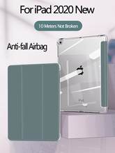 подушка безопасности прозрачная мягкая защита чехол для 2020 iPad Pro 11 10,5 10,2 9,7 для нового iPad mini 5 Air 1 2 3 4 10,9 дюймов Обложка чехол