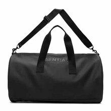 2021 Essentials PU Skin Handbag 65*30*30cm Men Women 1:1 High Quality Four Seasons Outside Waterproof Fitness Travel Bucket bag