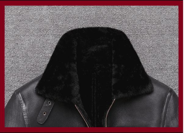 H5e7107e9fe134db5b7f3c0a94c0ca9141 Free shipping,Sales Winter Sheep fur coat,100% wool Shearling jacket,warm leather sheepskin coat.plus size classic motor style
