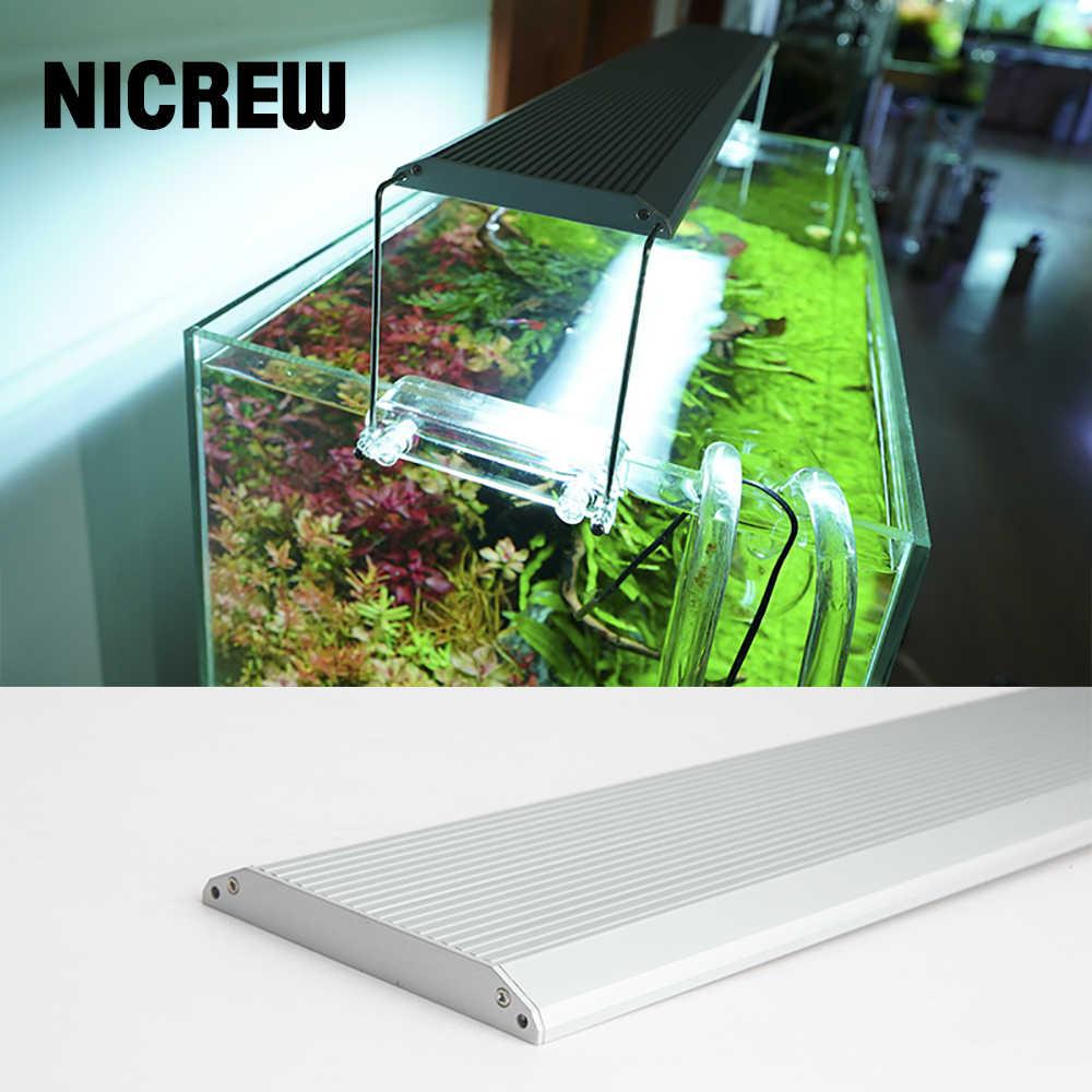 Chihiros RGB A Plus Series oświetlenie LED do akwarium lampa dla roślin lampa wędkarska RGB 3 w 1 Chip LED wbudowany kontroler Bluetooth
