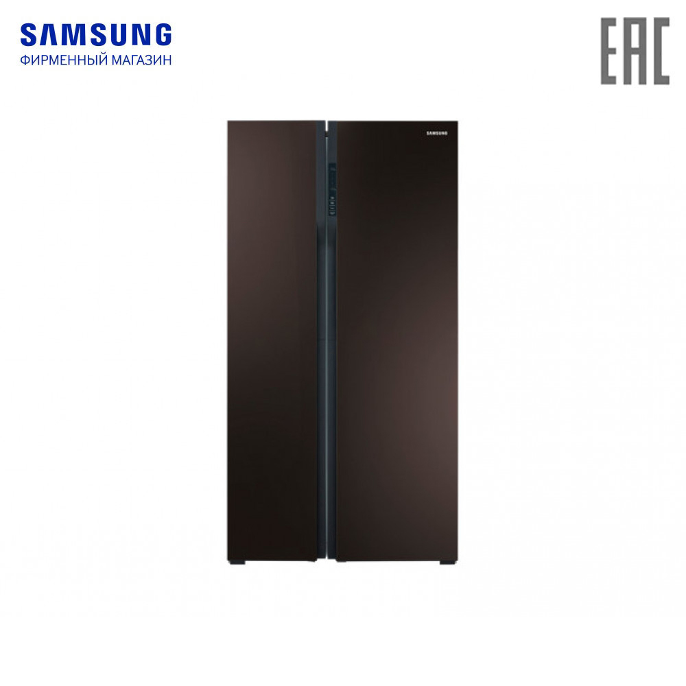 Refrigerators Samsung RS552NRUA9M-WT refrigerator for home twin cooling kitchen appliance freezer food storage цена