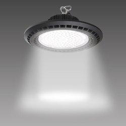 50 Вт-200 Вт Светодиодный светильник с высоким заливом 14000лм 6500 к Дневной светильник промышленный коммерческий подвесной светильник для склад...