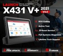 Lançamento x431 v plus v + 10