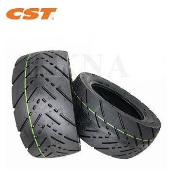 Neumático de vacío CST para patinete eléctrico Dualtron Thunder, neumático de carretera sin cámara, resistente al desgaste, 11 pulgadas, 90/65-6,5