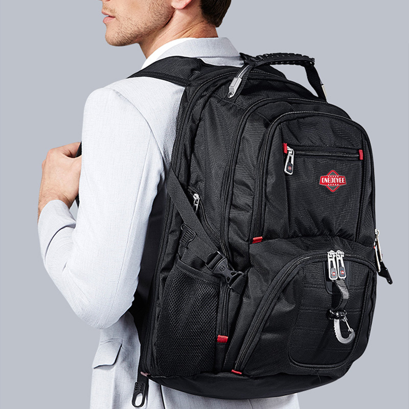 Anti Theft Travel Backpack Men Code Lock 17.3 Inch Business Laptop Luggage Bagpack USB Charging School Bags For Teenage Mochila