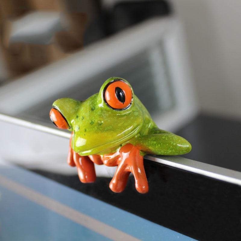 Home Decoration Frog Figures 3