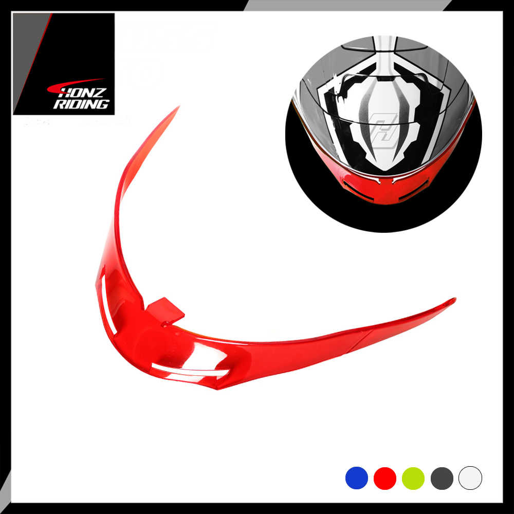 Untuk Agv Shoei Arai Shark Helm Ekor Hadiah Helm Sepeda Motor Spoiler Helm Aliexpress