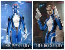 Era TE031, bataille ultime, Mutant Mystique, corbeau, Darkholme Figurines de Collection, 1/6 jouets, en Stock