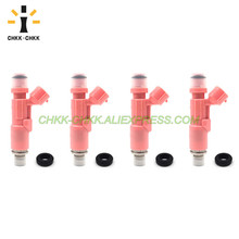 CHKK-CHKK NEW Car Accessory 23250-75080 23209-79135 fuel injector for TOYOTA LAND CRUISER PRADO 2.7L 3RZ 2002-2004