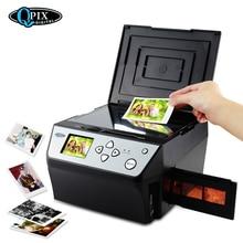 4 In 1 Combo 22 Megapixels Foto En Digitale 35 Mm Film Scanner 135 Negatieve Converter Foto Scanner Business card Scanner