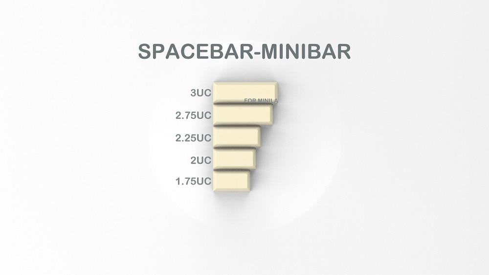 spacebar minibar
