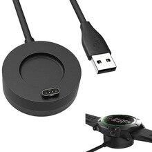Cable de carga USB para cargador Garmin Fenix, 5/5S/5X Plus 6/6S/6X Pro Sapphire Venu Vivoactive 4/3 945 245 45 Quatix 5