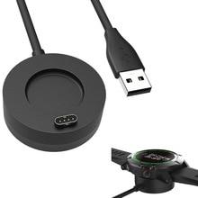 도크 충전기 USB 충전 케이블 코드 Garmin Fenix 5/5S/5X Plus 6/6S/6X Pro 사파이어 Venu Vivoactive 4/3 945 245 45 Quatix 5