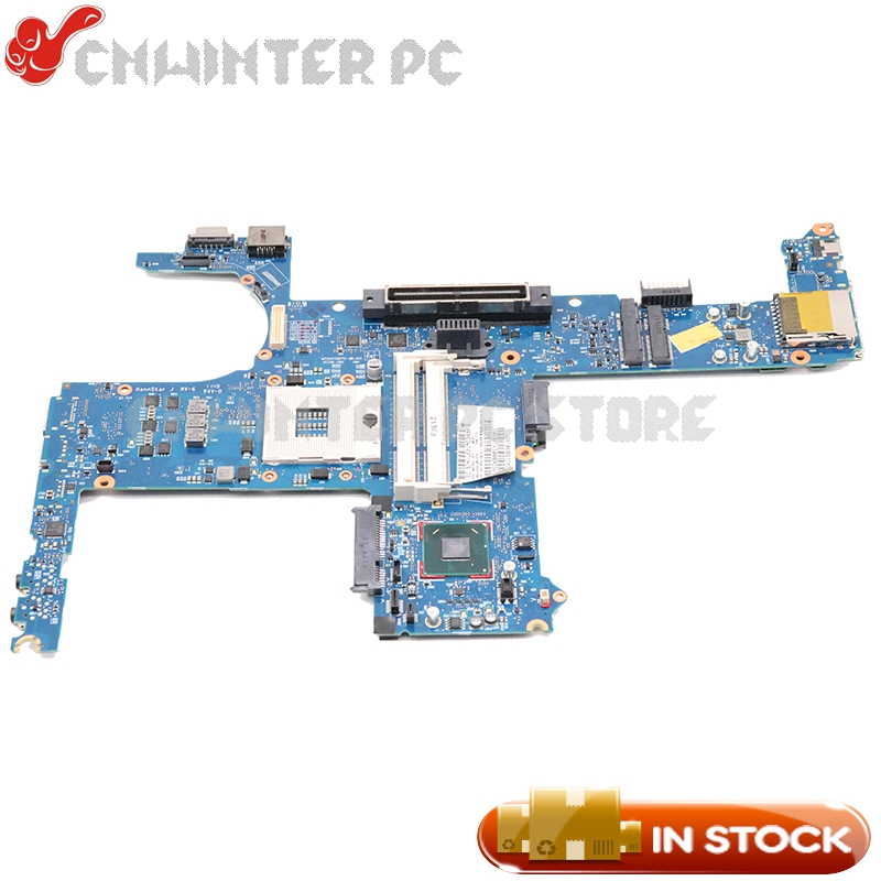 NOKOTION 642759-001 For <font><b>HP</b></font> elitebook <font><b>8460p</b></font> 6460b Laptop <font><b>Motherboard</b></font> QM67 UMA DDR3 full tested image