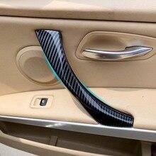Car-Inner-Handle Pull-Cover Trim Door-Panel E91 Bmw E90 for E92 316/318/320/..