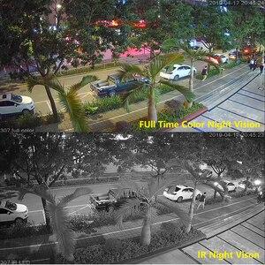 Image 2 - Movols 1080P 8CH DVR CCTV מצלמה מערכת 4PCS צבעוני 4PCS IR ראיית לילה מצלמת אבטחת Ir עמיד למים וידאו מעקב סט