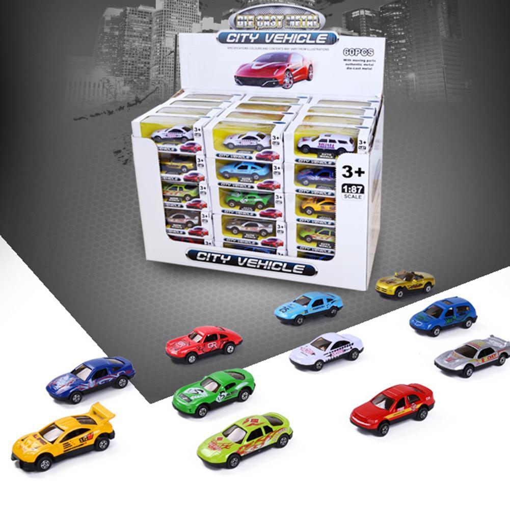 2021 novo 1pc mini carro de brinquedo modelo carro simulação ônibus caminhão veículo bonito plástico brinquedos para meninos crianças presentes