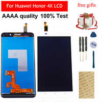 LCD para Huawei Honor 4X pantalla LCD Che2-L11 CHE2 UL00 pantalla LCD pantalla táctil digitalizador Panel táctil