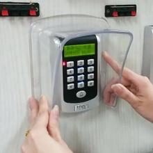 Дождевик универсальный тип беспроводная камера Wi-Fi для дверного звонка водонепроницаемый чехол для смарт IP видеосвязь Wi-Fi видео дверной телефон дверной Звонок