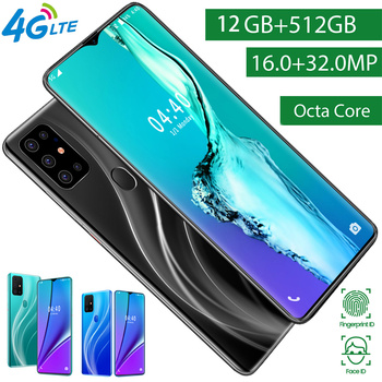 2021-new-galay-s20-smartphones-12gb-ram-512gb-rom-global-version-6-7-inch-snapgragon-855-deca-core-5g-network-mobile-phone-case