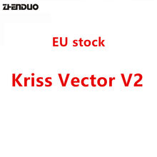 ZHENDUO LeHui Kriss de V2 SMG Gel Blaster stock europeo(China)