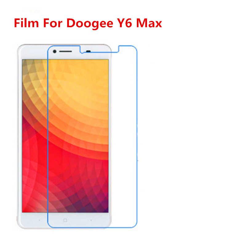 1/2/5/10 Pcs Ultra Thin Klar HD LCD Screen Protector Film Mit Reinigungs Tuch Film für Doogee Y6 Max.