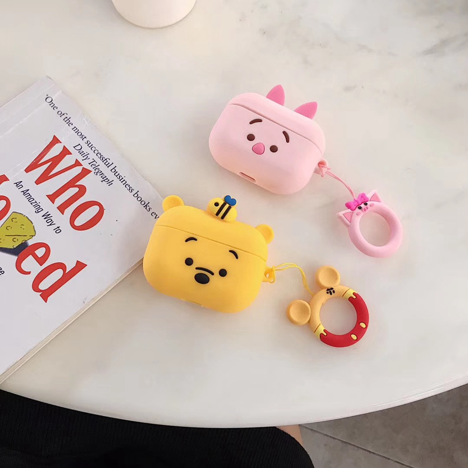 3D Cute Cartoon Cases for Airpods Pro 187