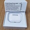 Новые беспроводные наушники SuperPods MAX TWS Bluetooth Airoha 1562A 45DB ANC активное шумоподавление наушники 10D Super Bass HD Mic