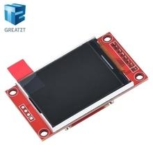 GREATZT 1,8 дюйма TFT ЖК-модуль ЖК-экран модуль SPI серийный 51 драйверы 4 IO драйвер TFT Разрешение 128*160 для Arduino