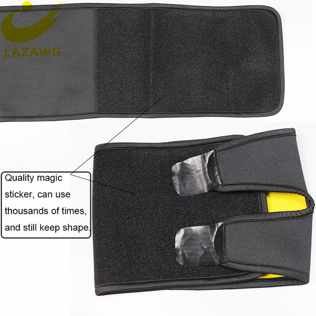 LAZAWG Leg Belt Sweat Thigh Trimmer Sweat Band Leg Slimmer Weight Loss Neoprene Gym Workout Corset Thigh Slimmer Tone Legs Strap 3