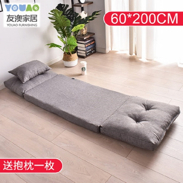 Creative Multifunctional folding  mattress sofa bed Leisure and comfort tatami mats Change form bedroom sofa bed chair 5