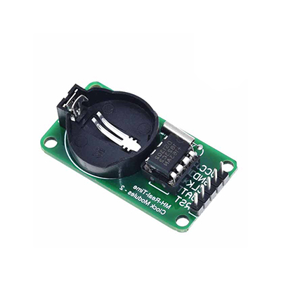A18-- Module <font><b>DS1302</b></font> real time <font><b>clock</b></font> module NO battery CR2032 for in stock image