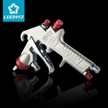 LUOMEI aerógrafo mini pistola de pintura automotiva profesional herramienta neumática pistola de...