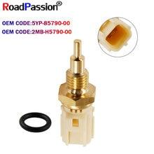 Motorcycle Accessories Radiator Water Temperature Sensor For YAMAHA YZF R125 WR125R WR125X FJR1300A FJR1300 FJR1300AS FJR1300ES