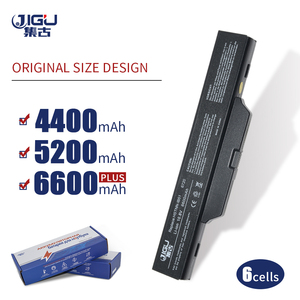 Image 1 - JIGU NEW 6 CELL Laptop Battery For Compaq 615 Compaq 610 Compaq 550  6720 6720s 6730 6735s 6820 6820s 6830 6830s